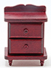 CLA10976 - Night Stand, Mahogany