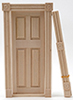 CLA70120 - Fancy Door W/Trim