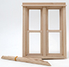 CLA70124 - Slim Double Working Window
