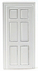 CLA70130 - False Door, White
