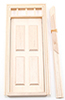 CLA76001 - Traditional 4-Panel Door