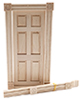 CLA76025 - Trad 6-Panel Interior Door