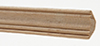 CLA77047 - Crown Molding, 1/4 X 24