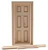CLA86007 - 1/2 Scale 6-Panel Door