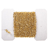 CLD102 - Tinsel Garland, Gold