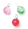 CLD2111 - Crackle Ornament, 3pc