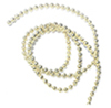 CLD223 - Gold Ball Garland, 1yd