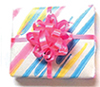 CLD609 - Bright Pink Gift