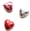 CLD6131 - Set of 3 Foil Hearts