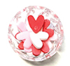 CLD6133 - Dish of Heart Candies