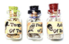 CLD626 - Set of Potion Jars, 3 per pack