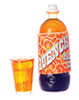 FR11002 - Quench Orange Soda with Glass