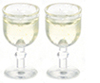 FR60005 - Glass Of White Wine, 2
