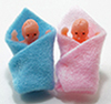 IM65006 - Babies In Blanket