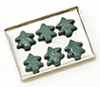 IM65122 - Christmas Tree Cookies On Sheet