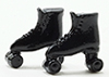 IM65125 - Roller Skates, Assorted White Or Black