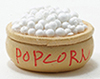 IM65130 - Bowl Of Popcorn