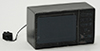 IM65168 - Microwave W/Cord Assorted Black Or Cream