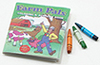 IM65246 - Coloring Book & Crayons