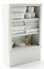 IM65247W - Linen Cupboard, White