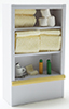 IM65247Y - Linen Cupboard, Yellow