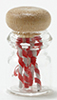 IM65257 - Filled Candy Cane Jar