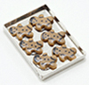IM65280 - Gingerbread Man Cookies on a sheet