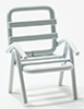 IM65367 - Lawn Chair, White