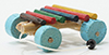 IM65378 - Pull Toy Xylophone