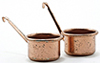 IM65394 - Copper Pots, 2pc
