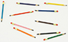 IM65404 - Colored Pencils, 10 pack