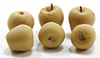 IM65508 - Yellow Apples, 6Pc