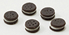 IM65510 - Chocolate Sandwich Cookie, 5Pk