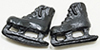 IM65531 - Ice Skates, Assorted Black or White
