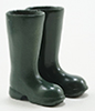 IM65603 - Green Rubber Boots