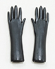IM65606 - Black Rubber Gloves