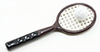 IM65632 - Tennis Racket with Ball, 2 Pc - Brown