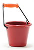 IM65670 - Red Bucket, 1 Pc