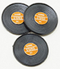 IM65805 - Records, Brown Label, 3pk