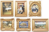 IM66180 - Framed Picture Frame (Assorted)