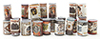 IM66345 - Country Store Grocery Cans, 24/Pk