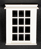 JML04 - Georgian Window, 12 Pane, 1/24th Scale