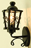 MH1026 - Ornate Coach Lamp