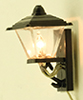 MH628 - Black Coach Lamp