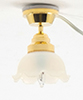 MH650 - Hw2650 Ceiling Lamp, Large Tulip