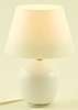 MH709 - Glazed Ceramic Table Lamp
