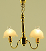 MH726 - Chandelier, 2-Lt Fluted