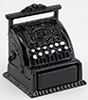 MUL1010 - Cash Register - Black