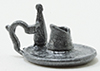 MUL1570A - Candleholder-Pewter