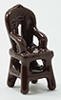 MUL2852 - Brown Arm Chair